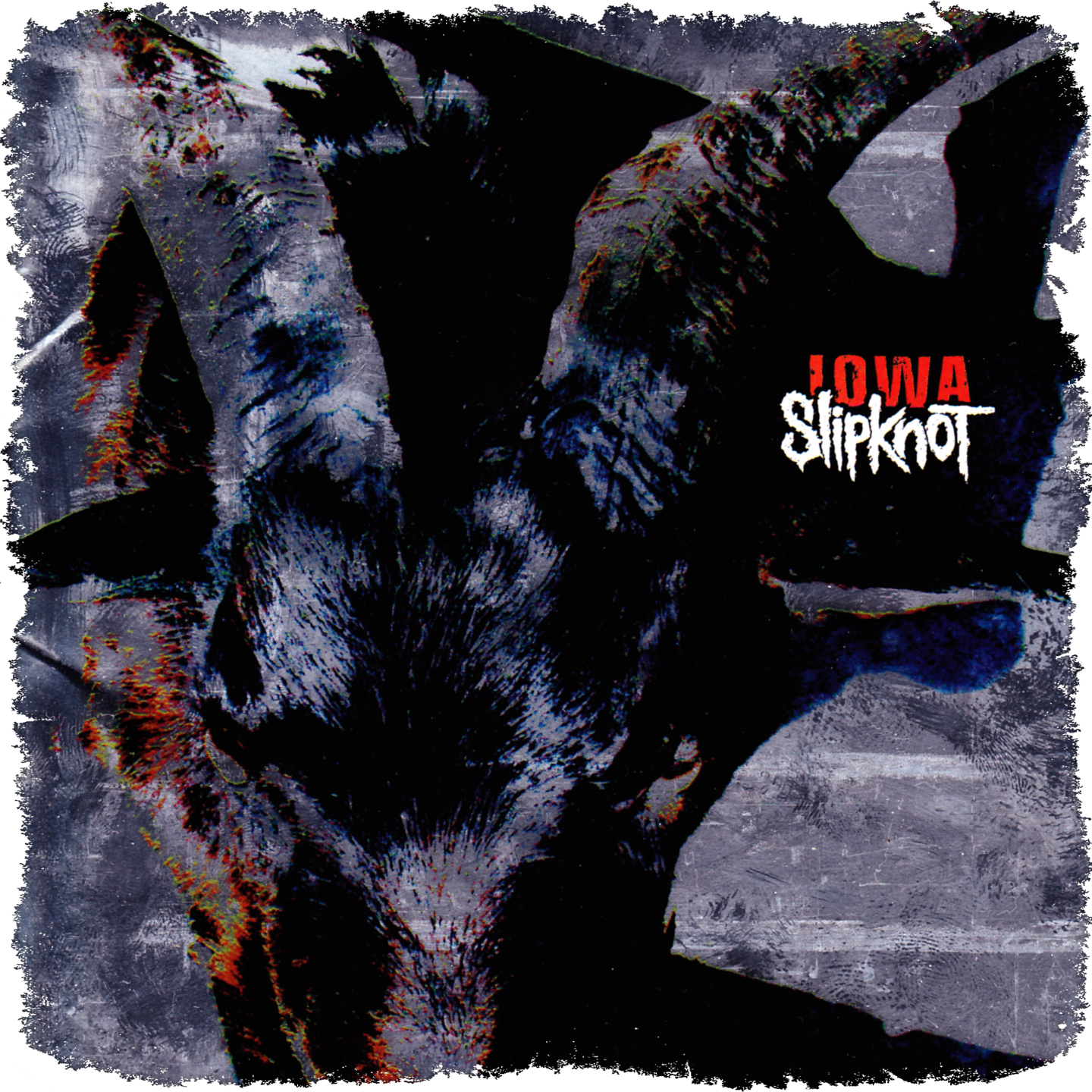 Slipknot - Iowa - Album Cover