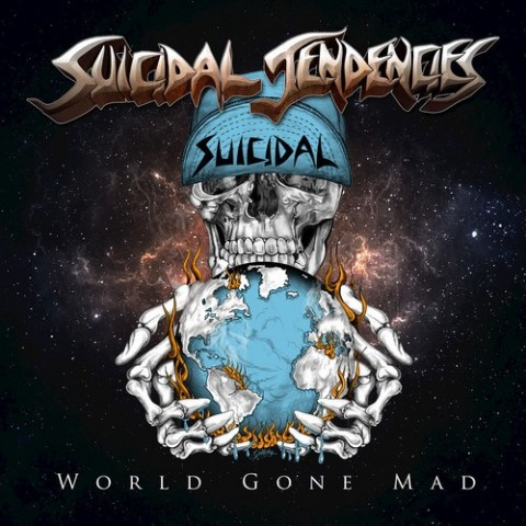 Suicidal Tendencies - World Gone Mad - Album Cover