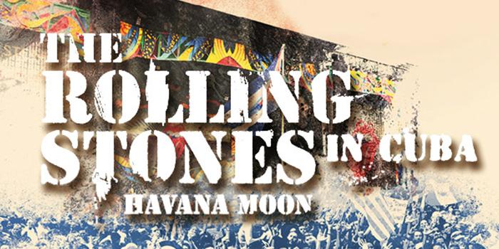 The Rolling Stones - Havana Moon Cuba - Film 2016