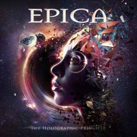 Epica - The Holographic Principle - Album Cover