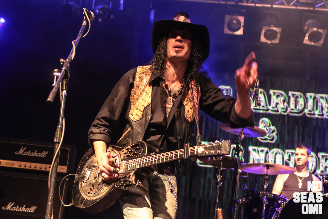 Eric Sardinas & The Big Motor