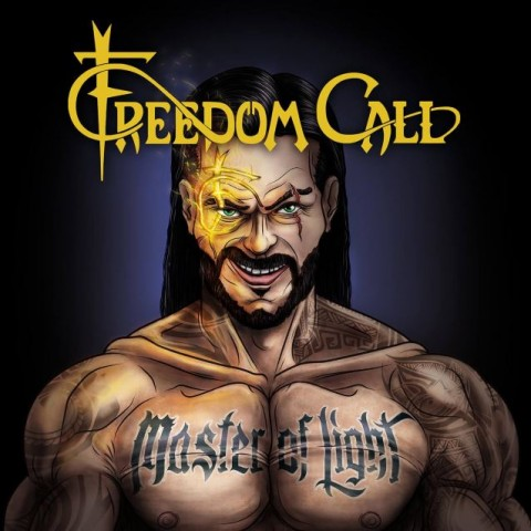 Freedom Call - Master Of Light - Album Cover
