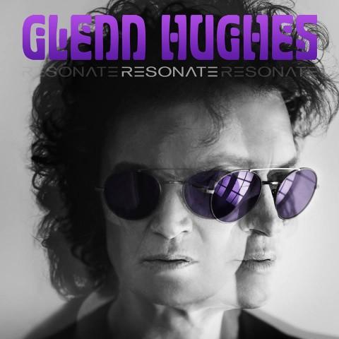 Glenn Hughes - Resonate - Album Cover