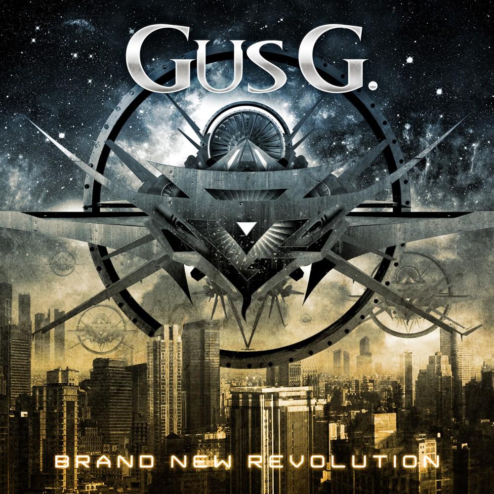 Gus G. - Brand New Revolution - Album Cover