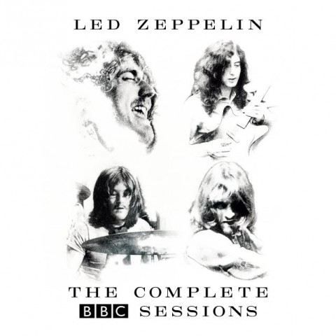 Led Zeppelin - The Complete Bbc Sessions - Album Cover
