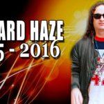 Leonard Haze | __ - 11 settembre 2016