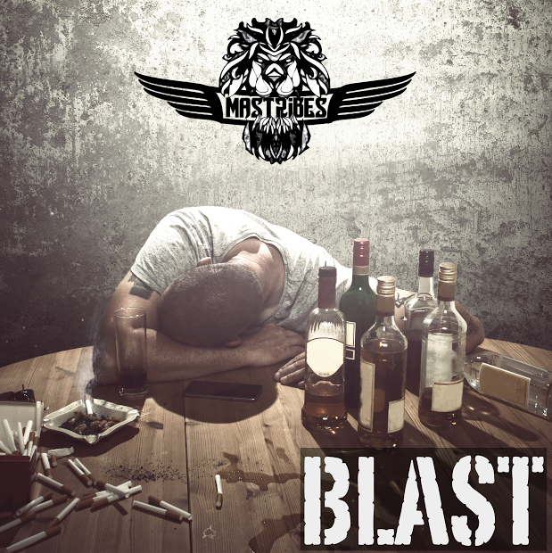 Mastribes - Blast - Album Cover