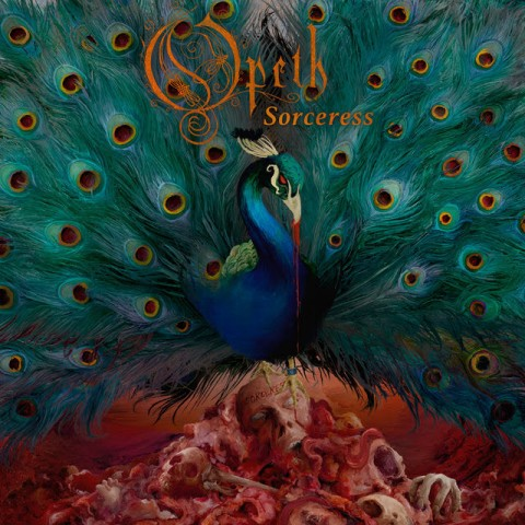 Opeth - Sorceress - Album Cover
