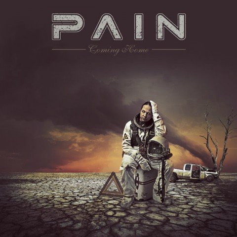 Pain - Coming Home - Album Cover