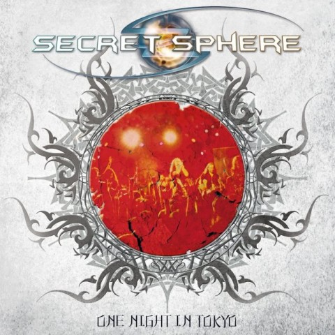 Secret Sphere - One Night In Tokyo - Album Cover
