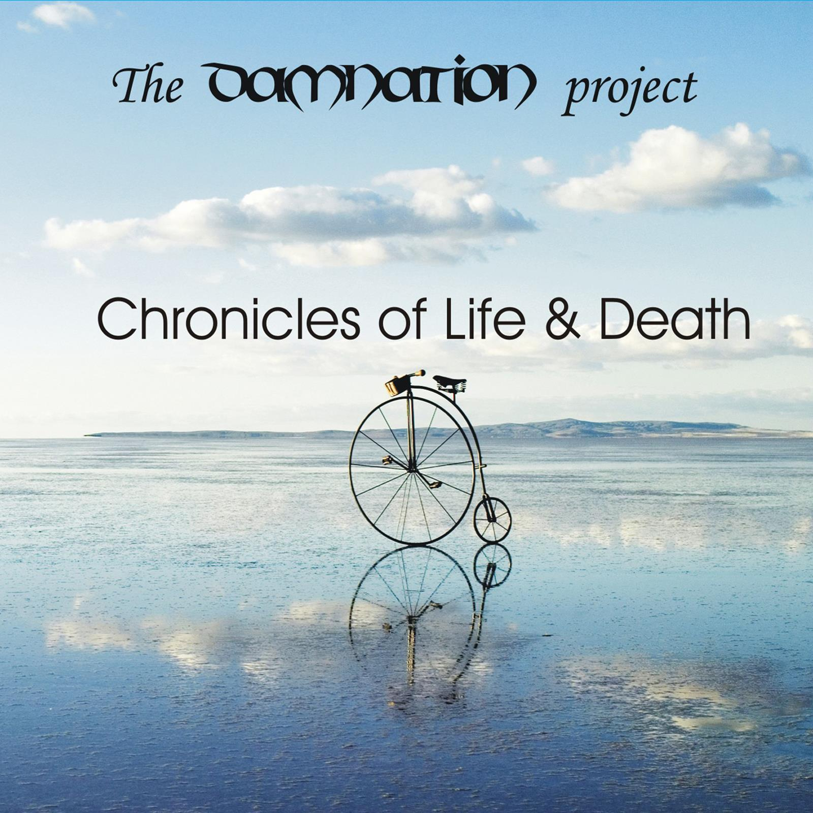 The Damnation Project - Chronicles Of Life & Death - Album Cover
