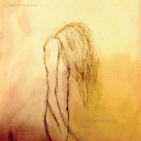 The Pretty Reckless - Who You Selling For - Album Cover