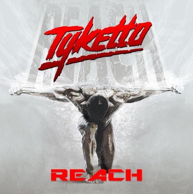 Tyketto - Reach - Album Cover