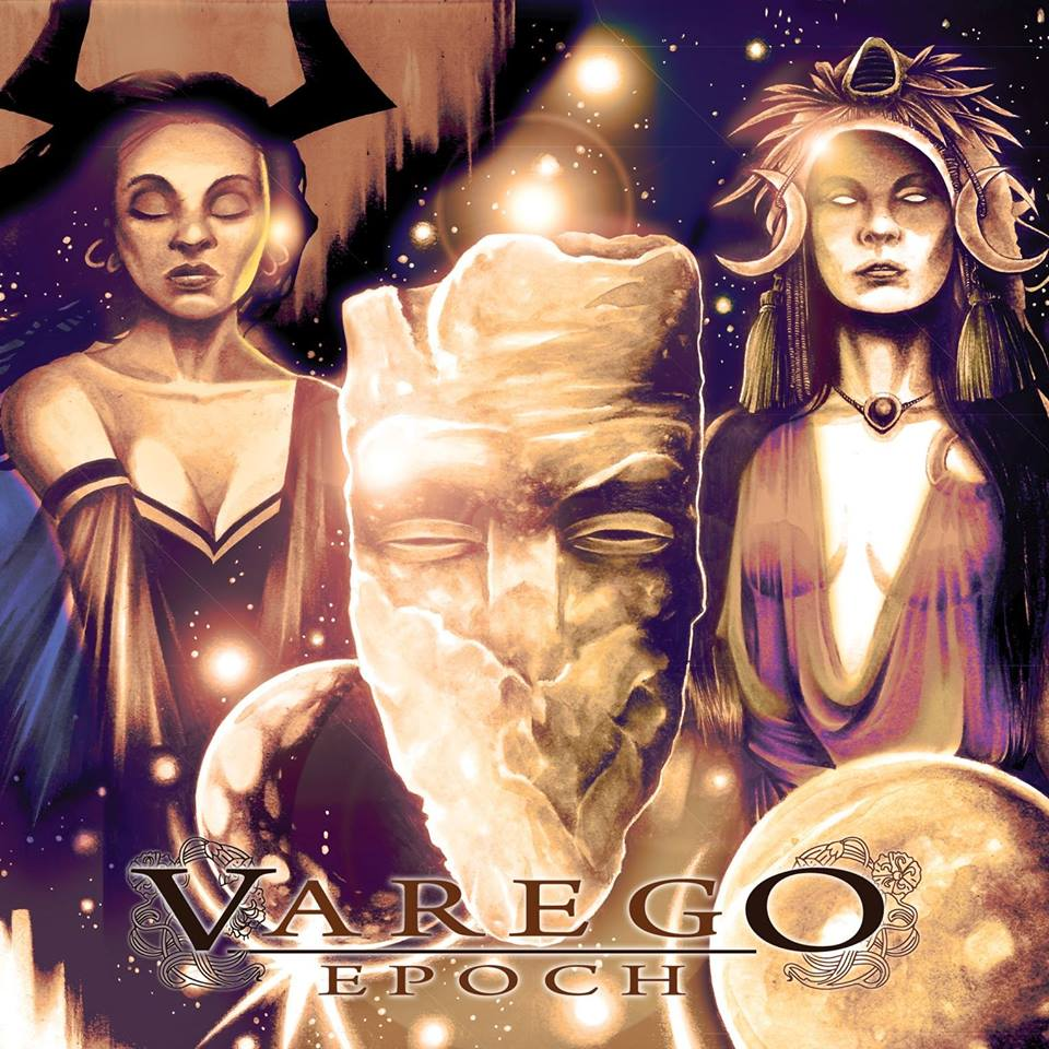 Varego - Epoch - album Cover