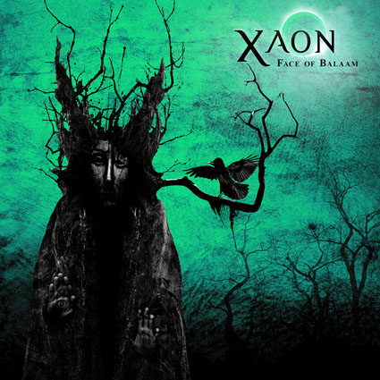 Xaon - Face Of Balaam - Album Cover