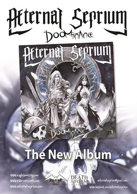 Aeternal Seprium - Doominance - Album Cover
