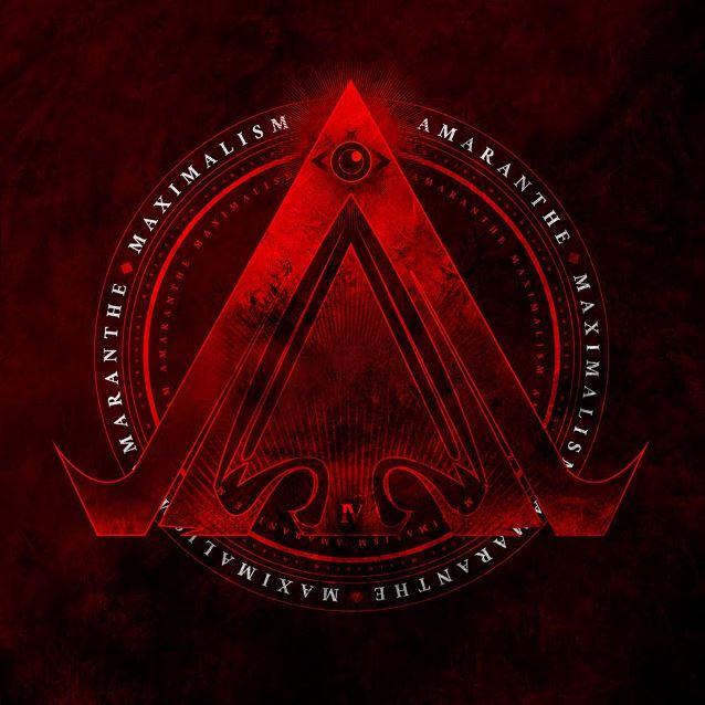 Amaranthe - Maximalism - Album Cover