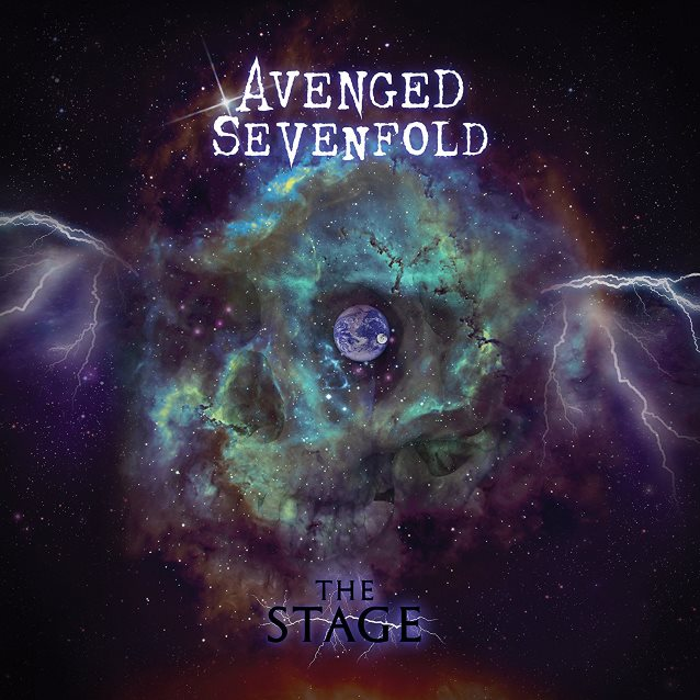 Avenged Sevenfold - The Stage - Album Cover