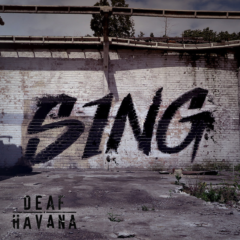 Deaf Havana - Sing - Single Cover