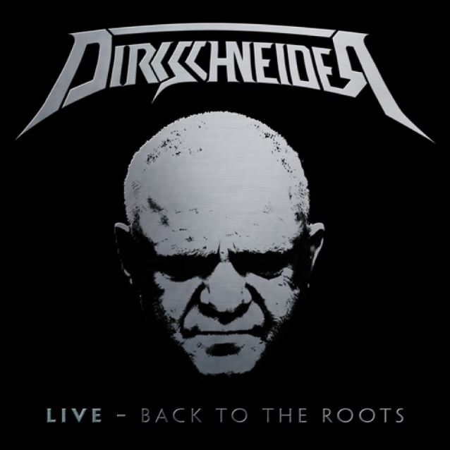 Dirkschneider - Live Back To The Roots - Album Cover