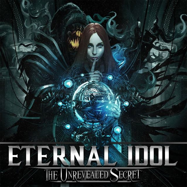 Eternal Idol - The Unrevealed Secret - Album Cover