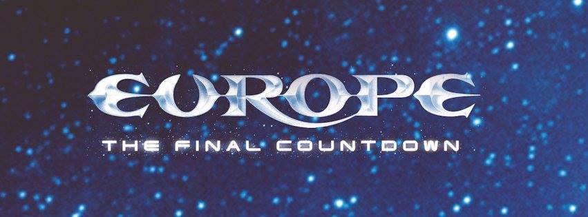 Europe - The Final Countdown 2016 - Promo