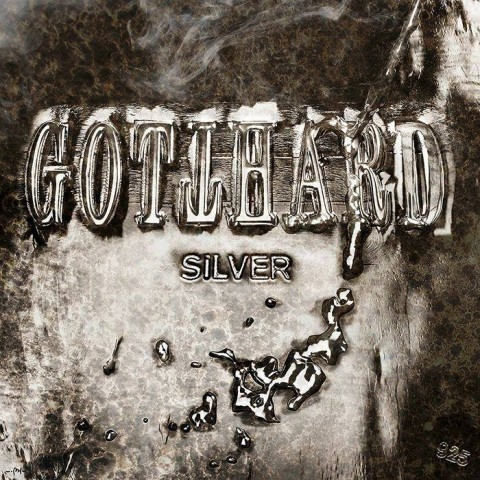 Gotthard - silver - Album Cover