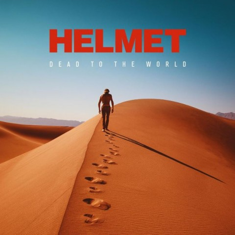 Helmet - Dead To The World - Album Cover