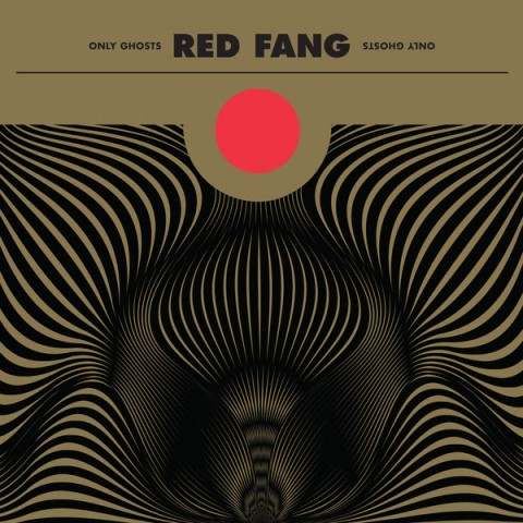 Red Fang - Only Ghosts - Album Cover