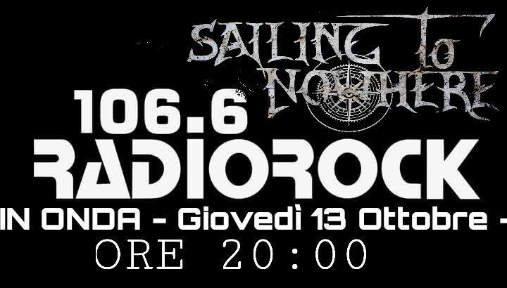 Sailing To Nowhere - Radio Rock - Promo