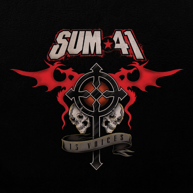 Sum 41 - 13 Voices - Album Cover