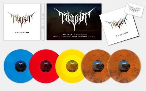 Trivium - Ember To Inferno - Album Cover