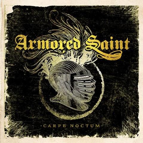 Armored Saint - Carpe Noctum - Album Cover