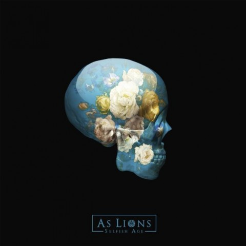 As Lions - Selfish Age - Album Cover