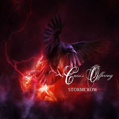 Cain's Offering - Stormcrow - Album Cover