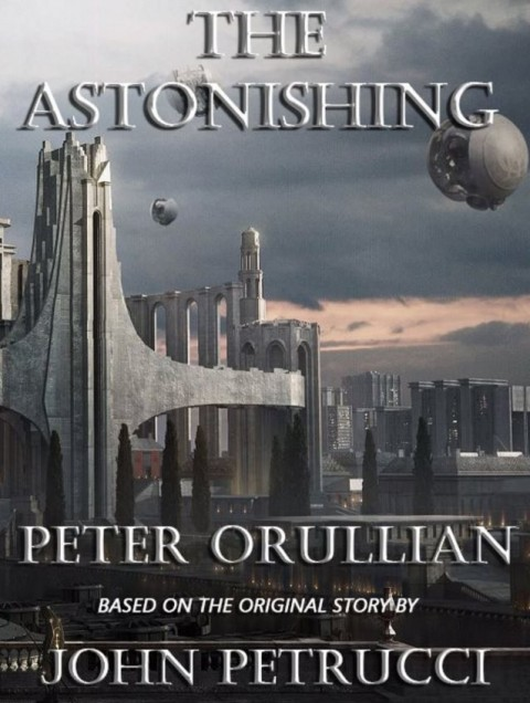 Dream Theater - The Astonishing - Novel Cover