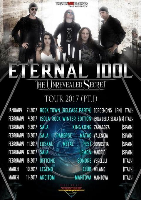 Eternal Idol - The Unrevealed Secret - Tour 2017 - Promo