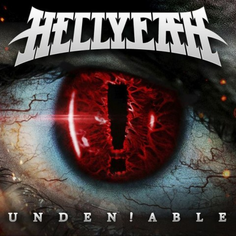 Hellyeah - Hundenable - Album Cover