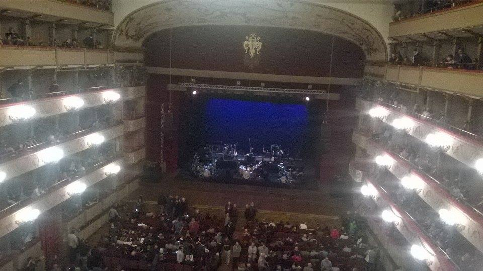 King Crimson @ Teatro Verdi – 08 11 2016