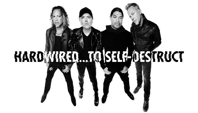 Metallica - 2016 - Hardwired