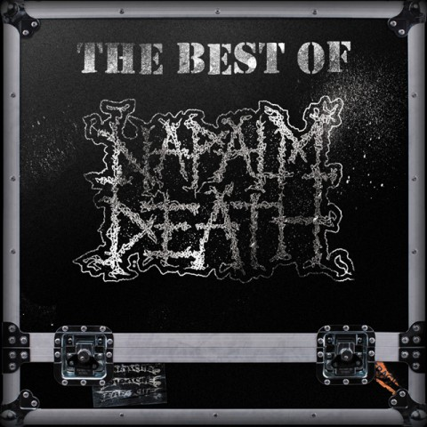 Napalm Death - The Best Of Napalm Death - Album Cover