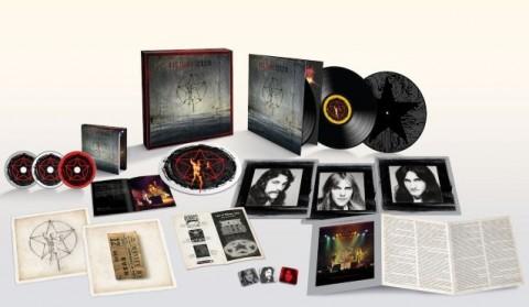 Rush - 2112 40Th - Deluxe Album Cover