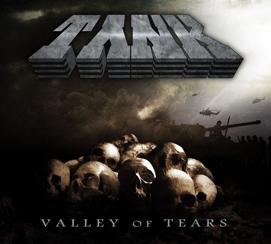 Tank - Valley Of Tears - Album Cover