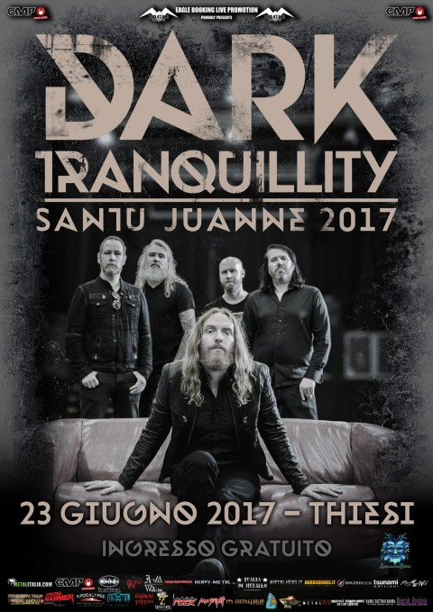 Dark Tranquillity - Santu Juanne 2017 - Promo
