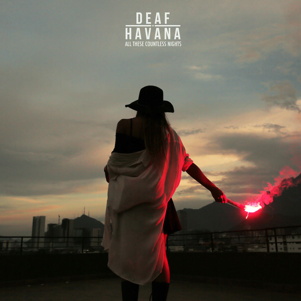 Deaf Havana - All These Countless Nights - Album Cover