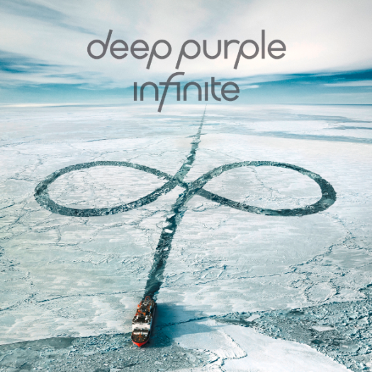 Deep Purple - Infinite - Album Cover