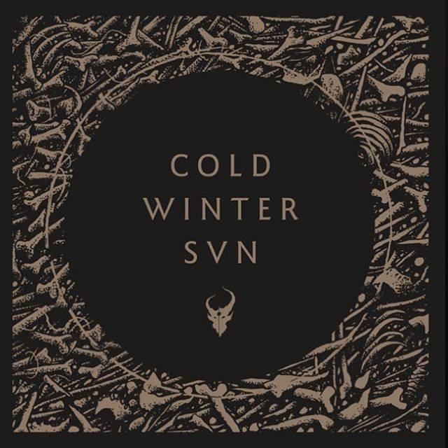 Demon Hunter - Cold Winter Sun - Single Cover