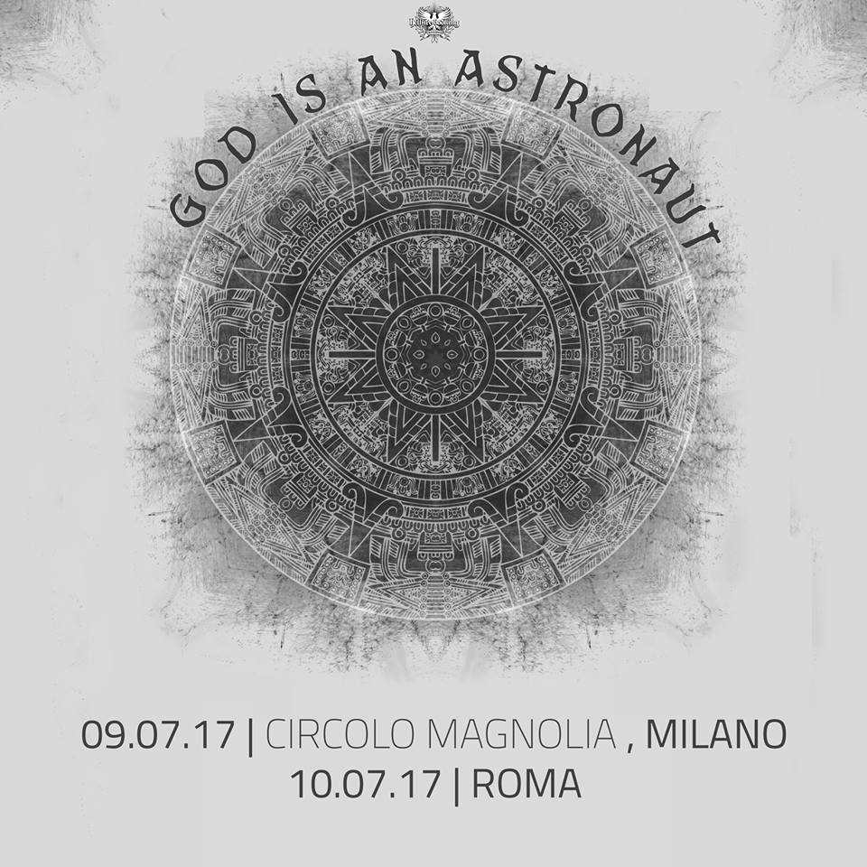 God Is An Astronaut - Tour 2017 - Promo