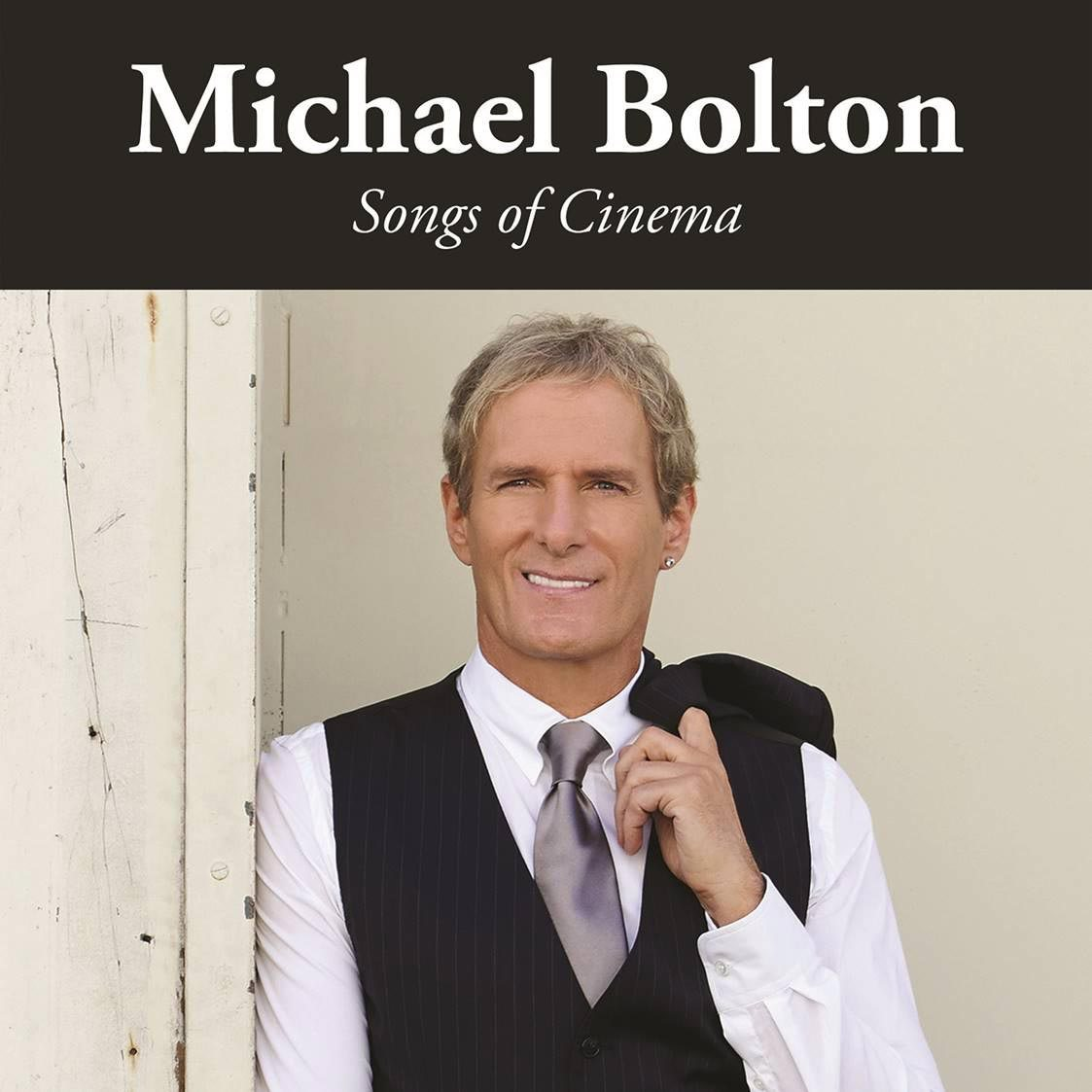 Michael Bolton - Songs Of Cinema - Album Cover