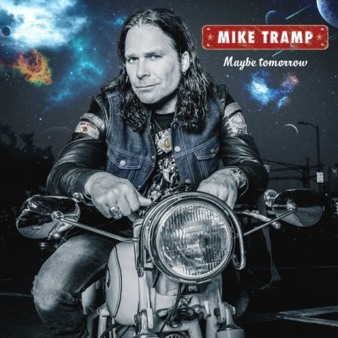 Mike Tramp - Maybe Tomorrow - Album Cover